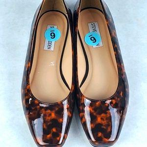 Steve Madden Leopard Print Flats Slip-ons Shoes
